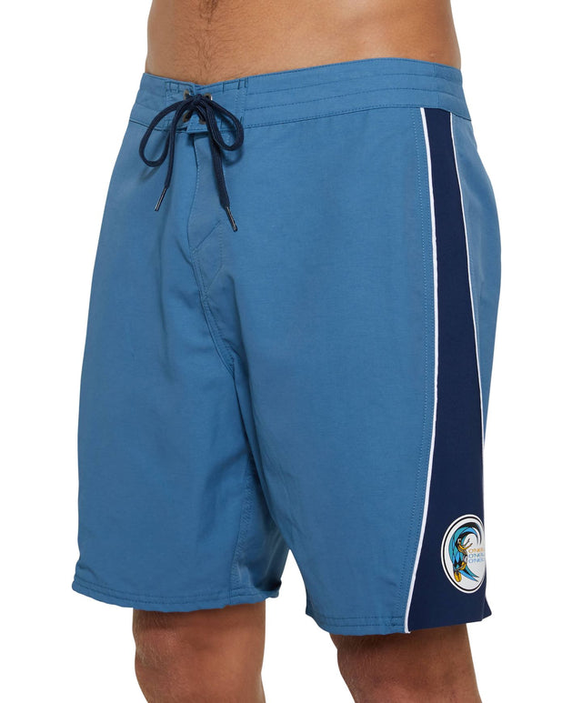 Suntrunk Boardshort - Brilliant Blue