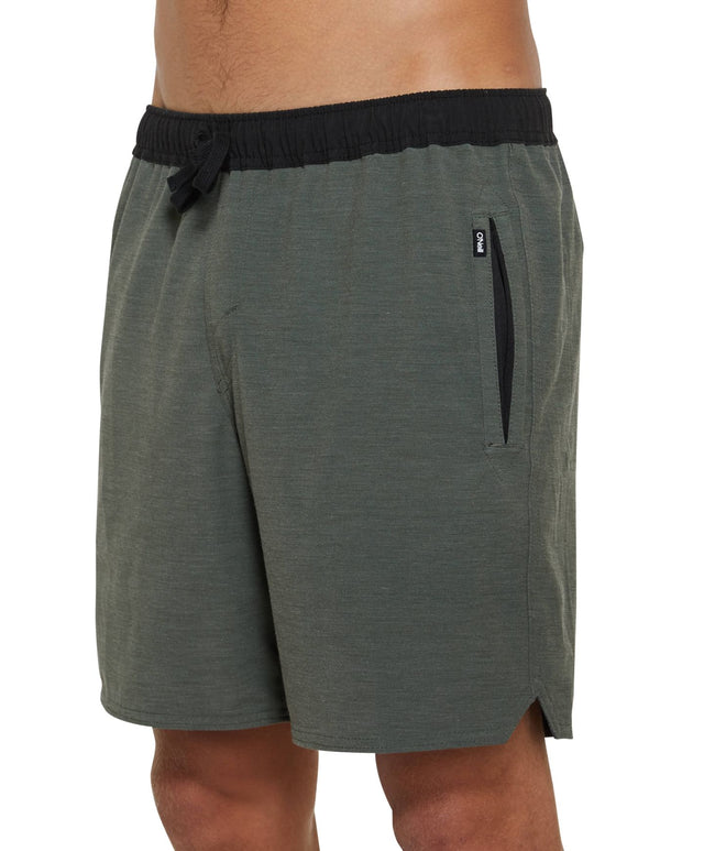 Switch Slacker Shorts - Army/Black