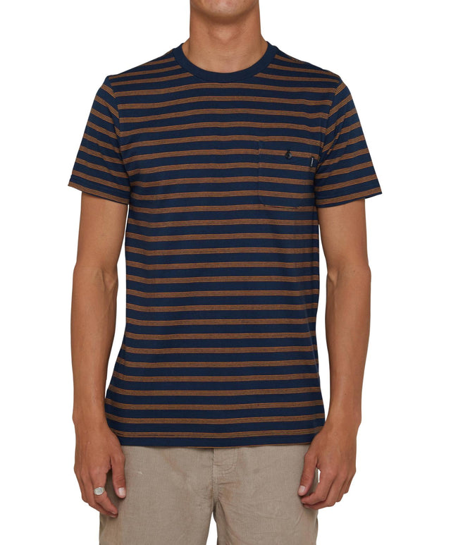 Fairview Short Sleeve T-Shirt - Navy
