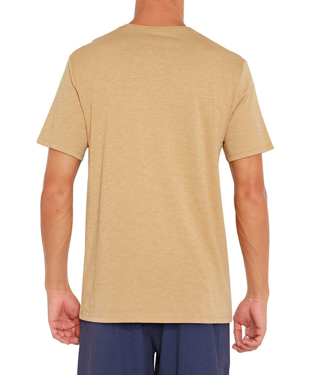 Jacks Base T-Shirt - Dirty Sand