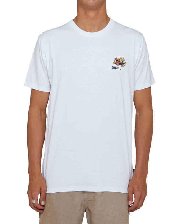 Local Support T-Shirt - White