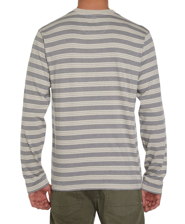 Grindle Long Sleeve T-Shirt - Light Khaki