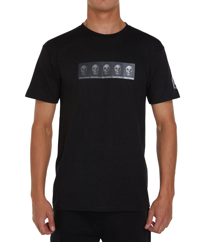 Chris Christenson Fade Classic T-Shirt - Black