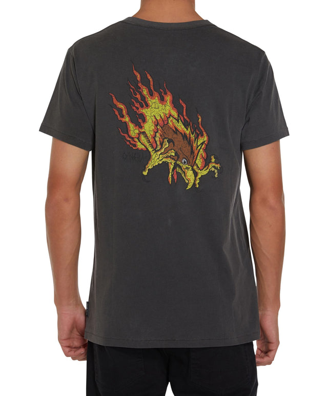 Firebird T-Shirt - Vintage Black