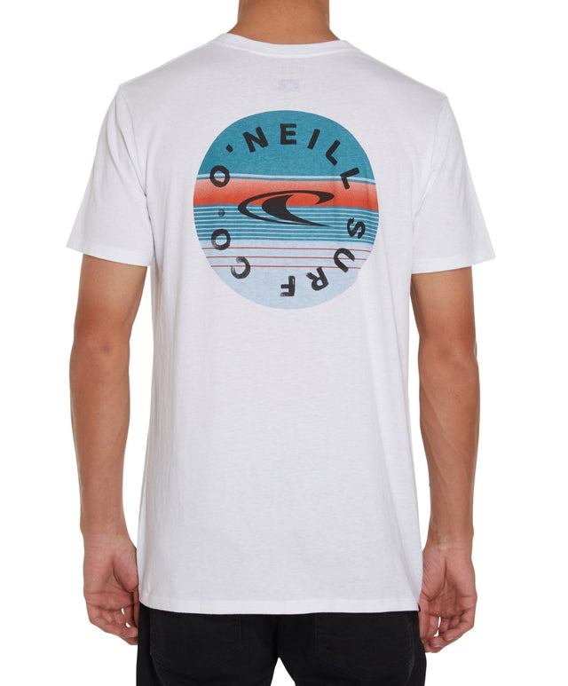 Wavos T-Shirt - Super White