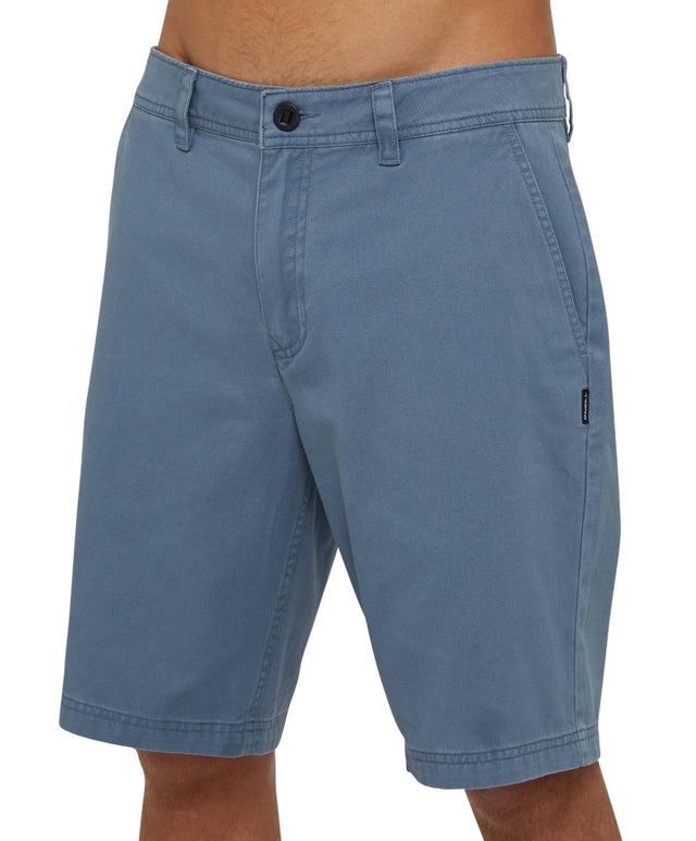 Jay Chino Short - Dust Blue