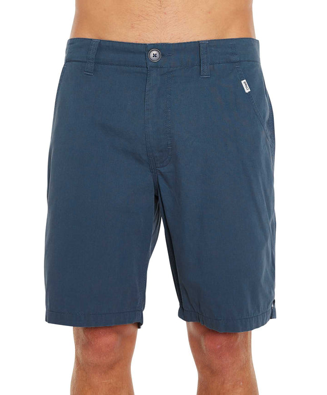 Coolidge Workwear Hybrid Short - Slate