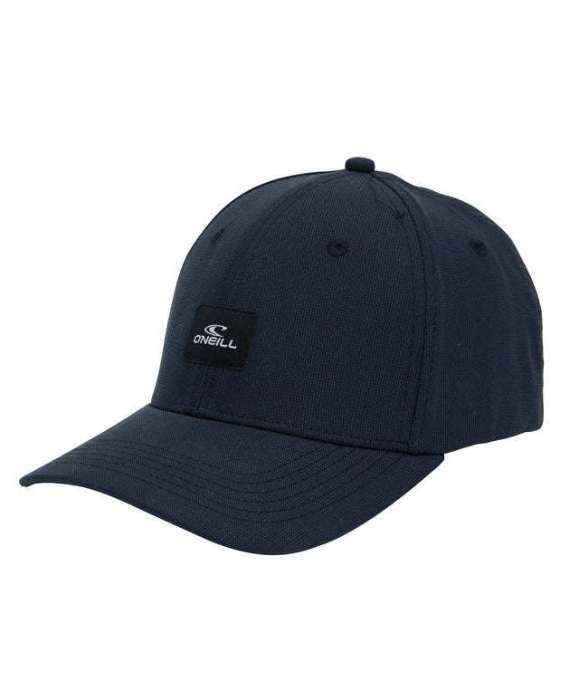 Wedge Cap - Navy