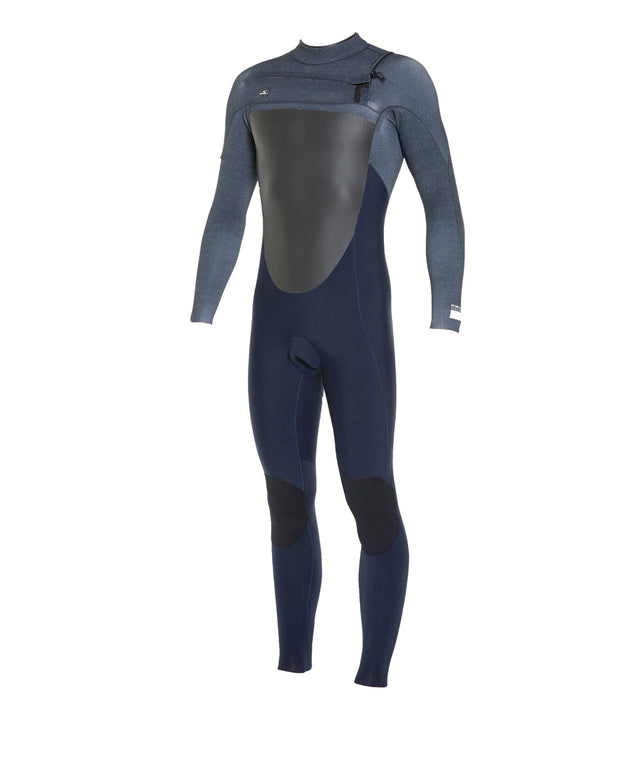 Defender 3/2mm Steamer Chest Zip Wetsuit - Abyss