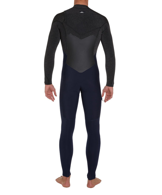 Defender 4/3mm Steamer Chest Zip Wetsuit - Abyss