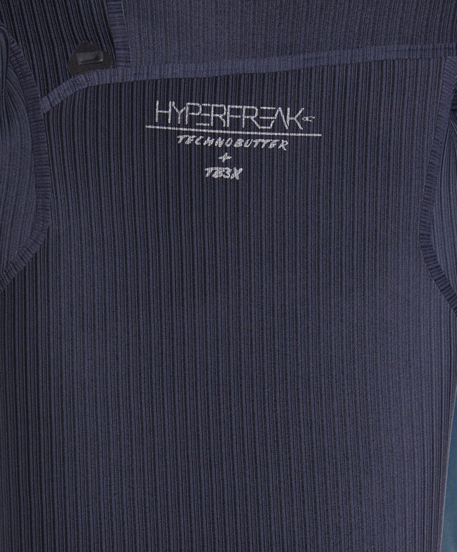 Hyperfreak 4/3+ Steamer Chest Zip Wetsuit - Black