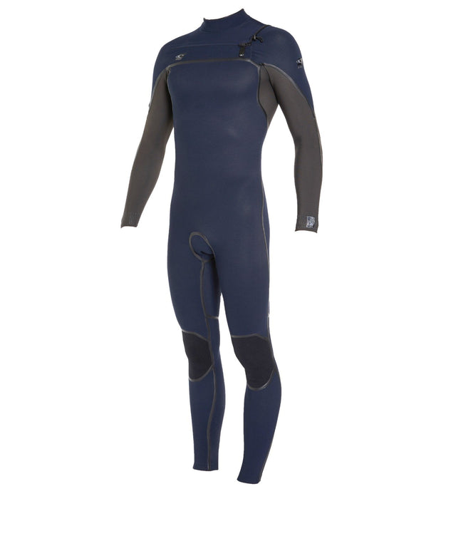 Psycho 1 3/2mm Steamer Chest Zip Wetsuit - Abyss