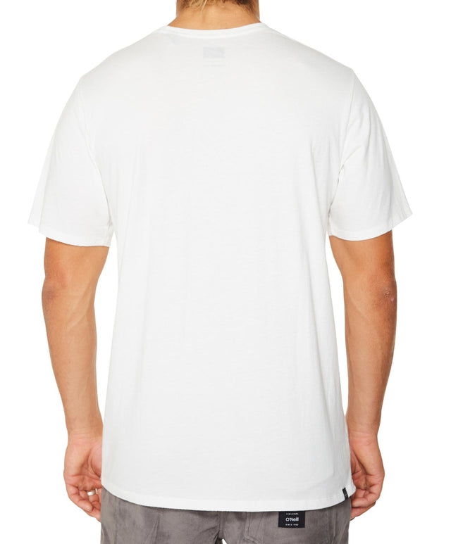 Cortez Tee - Super White