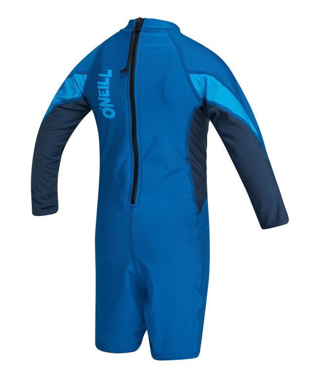 Toddler O'Zone Long Sleeve UV Spring Rash Suit - Ultra Blue