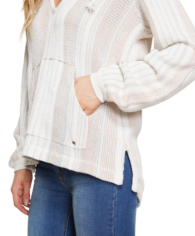 Bonfire Knitted Jumper - Multi