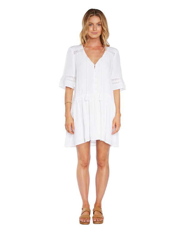 Eve Dress - White Out