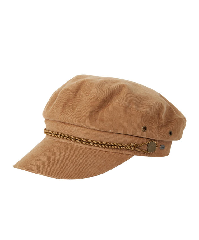 Clifton Cap - Caramel