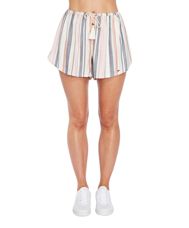 Melody Short - Earth Stripe