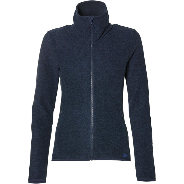 Ventilator Full Zip Fleece - Ink Blue