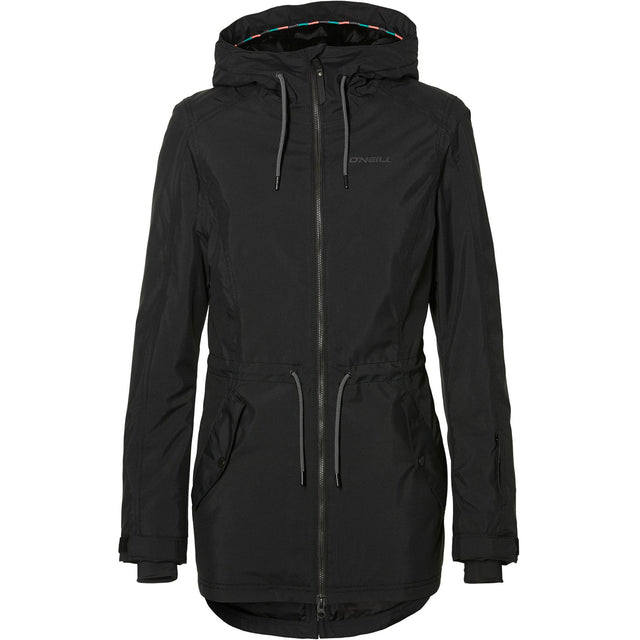 Hybrid Eyeline Jacket - Black Out