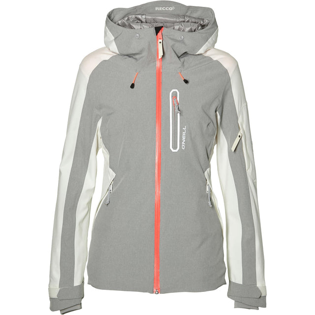 Jones Kenai Jacket - Silver Melee