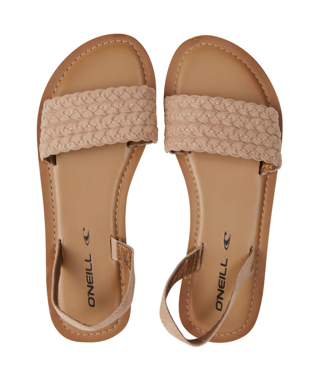 Seal Beach Sandal - Taupe