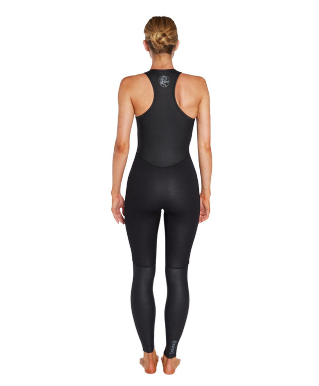 Cruise 2mm Long Jane Wetsuit - Black