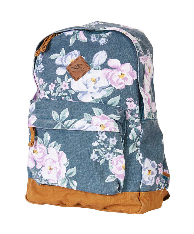 Northside Backpack - Petrol Floral