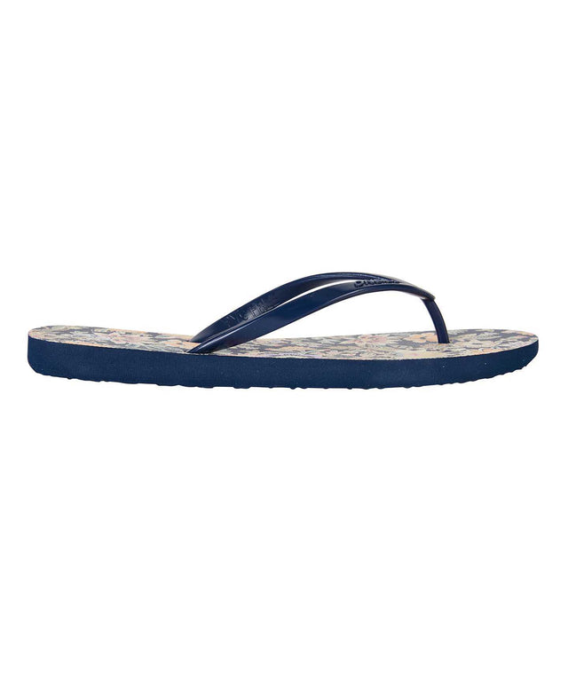 Tide Thong - Navy Floral