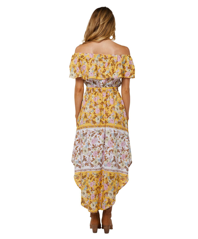Ziggi Dress - Sunshine Floral