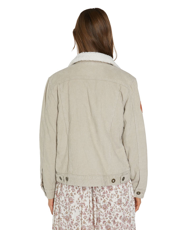 Gypsy Jacket - Taupe