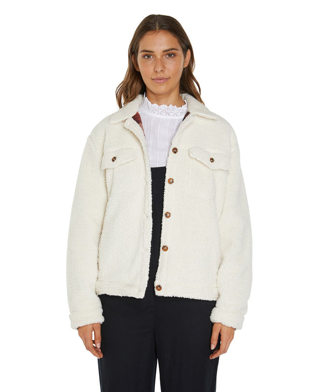 Samuel Jacket - Winter White