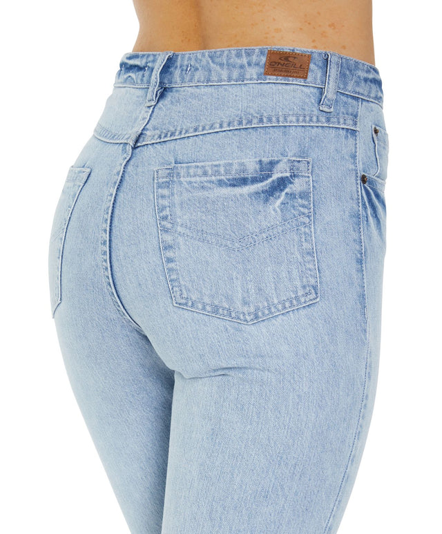 Mason Pant - Washed Denim