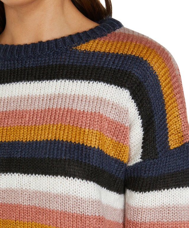 Daze Knitted Jumper - Multi