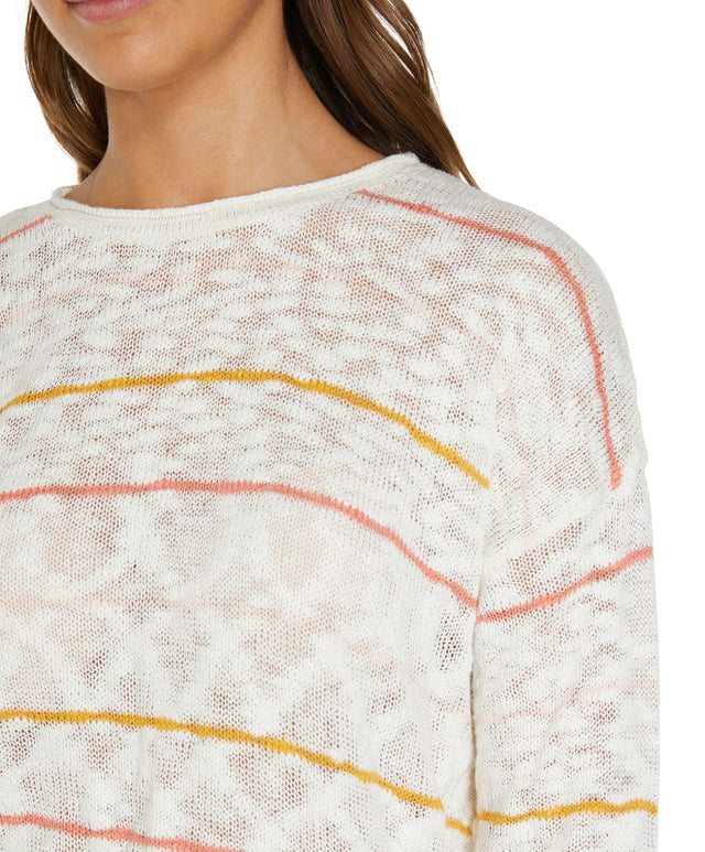 Panorama Knitted Jumper - Multi