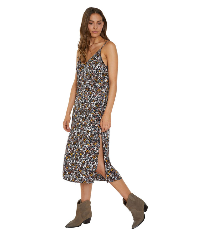 Meeka Midi Dress - Multi