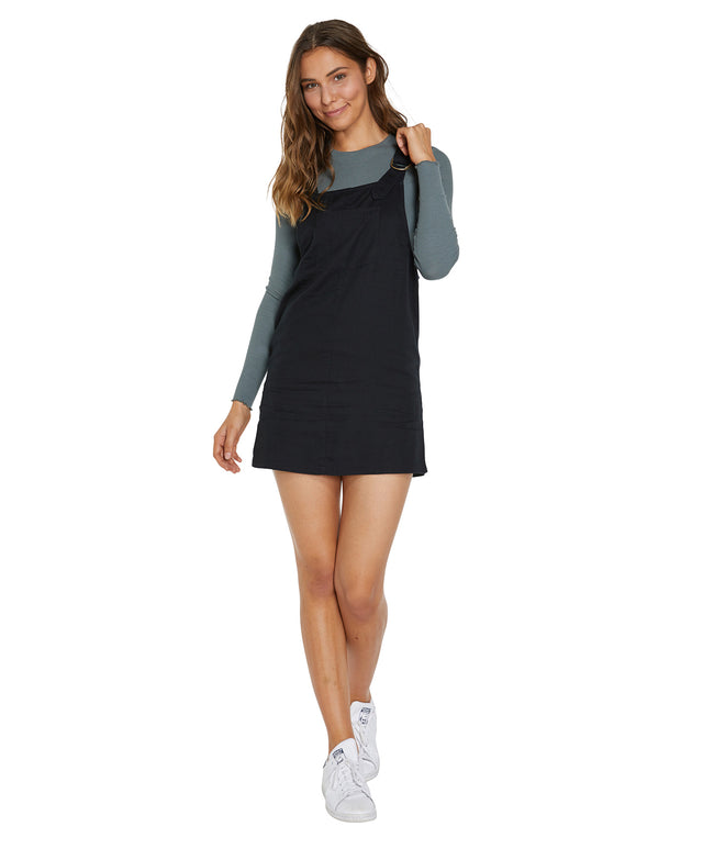 Daytripper Mini Dress - Black