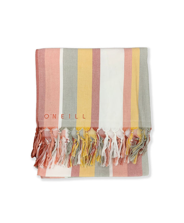 Montana Towel - Earth Stripe