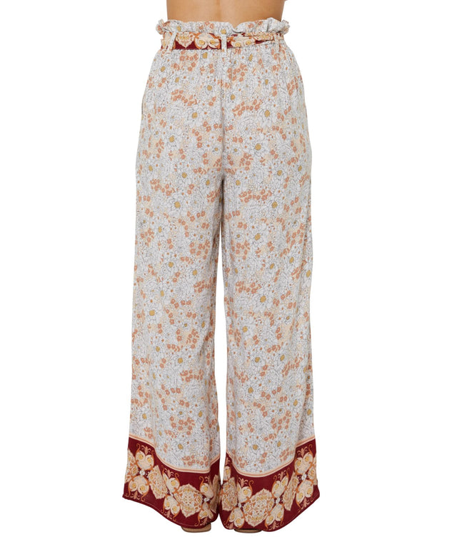 Ruskin Pant - Earth Floral