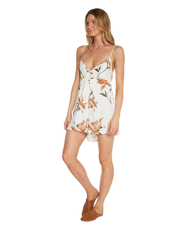 Tatum Playsuit - Naked