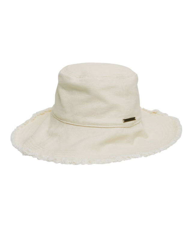 Shades Away Hat - Winter White