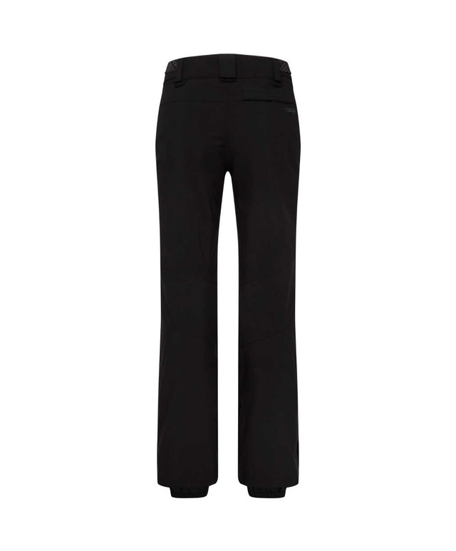 Womens Star Insulated Snow Pant - Black Out