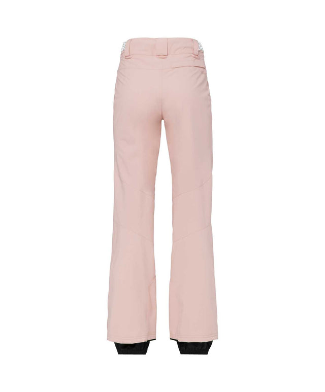 Womens Star Snow Pant - Bridal Rose