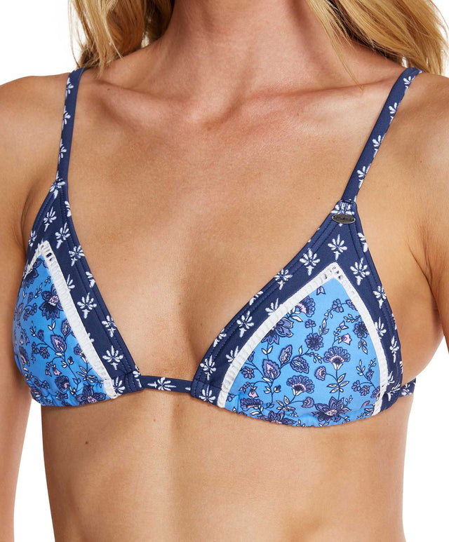 Point Bikini Top - Night Meadow
