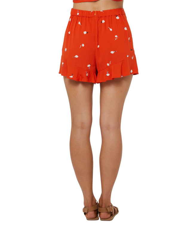 Sullivan Shorts - Red Clay
