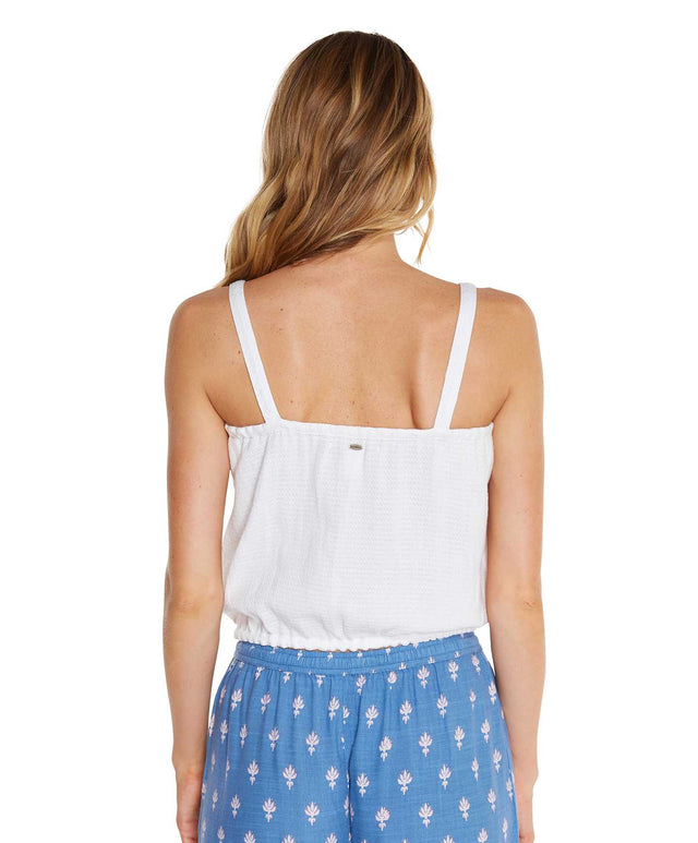Picnic Top - White