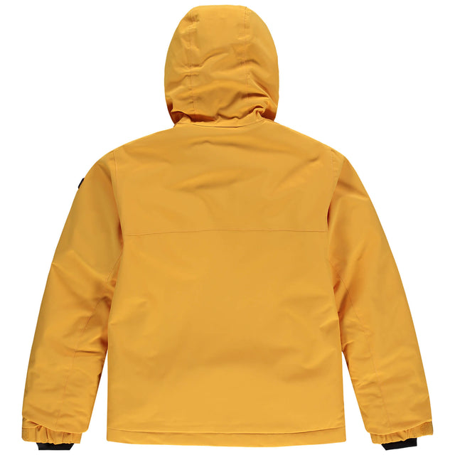 Boys Volcanic Snow Jacket - Old Gold