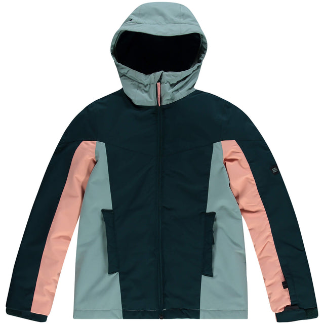 Girls Blaze Snow Jacket - Panderosa Pine