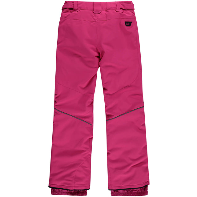 Girls Charm Regular Snow Pants - Cabaret