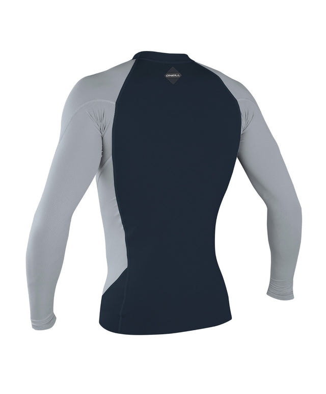 Hyperfreak 0.5mm Neo-Skins Long Sleeve Wetsuit Jacket - Slate/Cool Grey